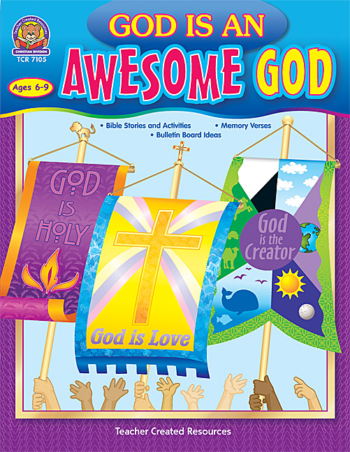 God is an awesome god